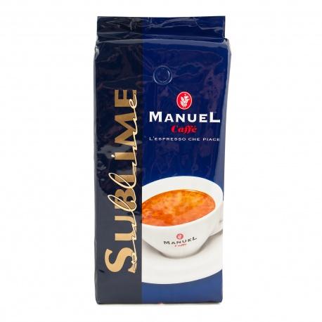 Coffee beans Manuel Caffé Sublime, 1kg