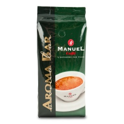 Coffee beans Manuel Caffé Aroma Bar, 1kg