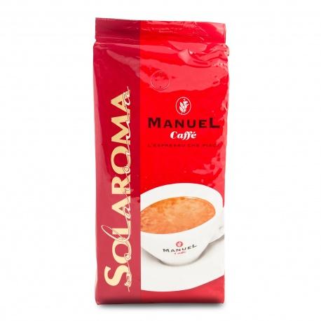 Coffee beans Manuel Caffé Solaroma, 1kg