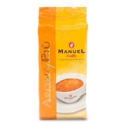 Coffee beans Manuel Caffé Aroma Più, 1kg