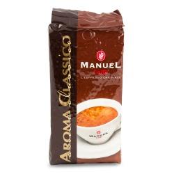Coffee beans Manuel Caffé Aroma Classico, 1kg