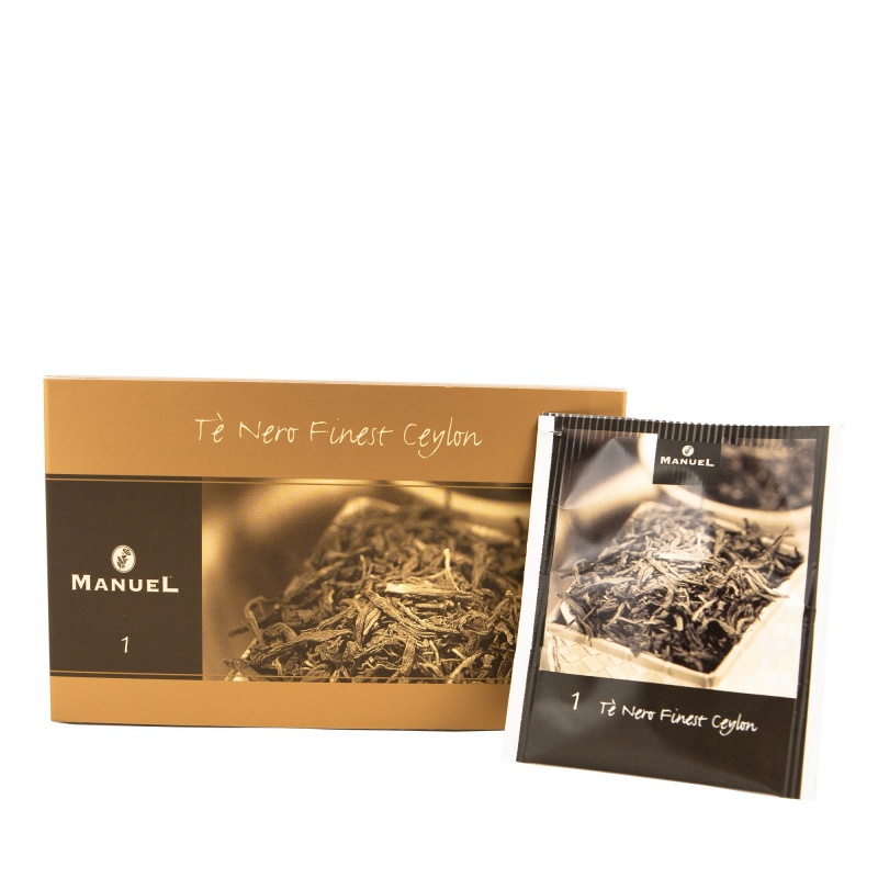 Tea In Bags Manuel Caff 233 Ceylon 20 Pcs