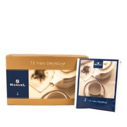 Tea in bags Manuel Caffé Darjeeling, 20 pcs.