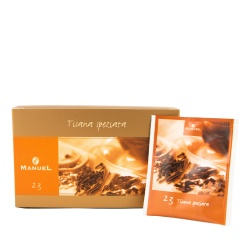 Tea in bags Manuel Caffé Spicy, 20 pcs.