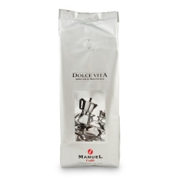 Ground coffee Manuel Caffé Dolce Vita, 500g