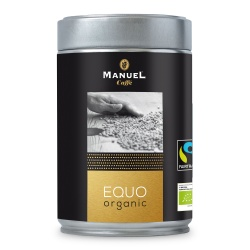 Ground coffee Manuel Caffé Equo Organic, 250g