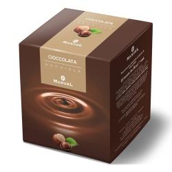 Hot chocolate Manuel Caffé Hazelnuts, 560g