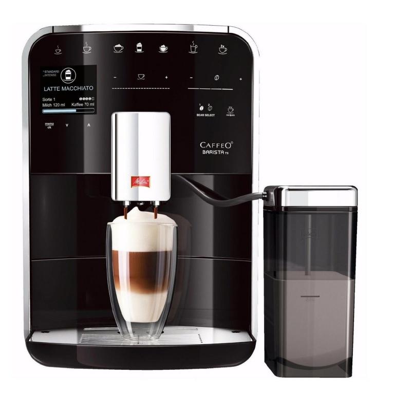 coffee machine melitta barista f75 202 black. Black Bedroom Furniture Sets. Home Design Ideas