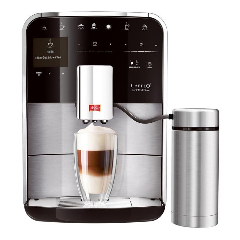 coffee machine melitta barista f78 100 tsp. Black Bedroom Furniture Sets. Home Design Ideas