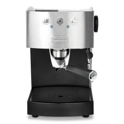 Coffee machine Ascaso Arc Black & Steel