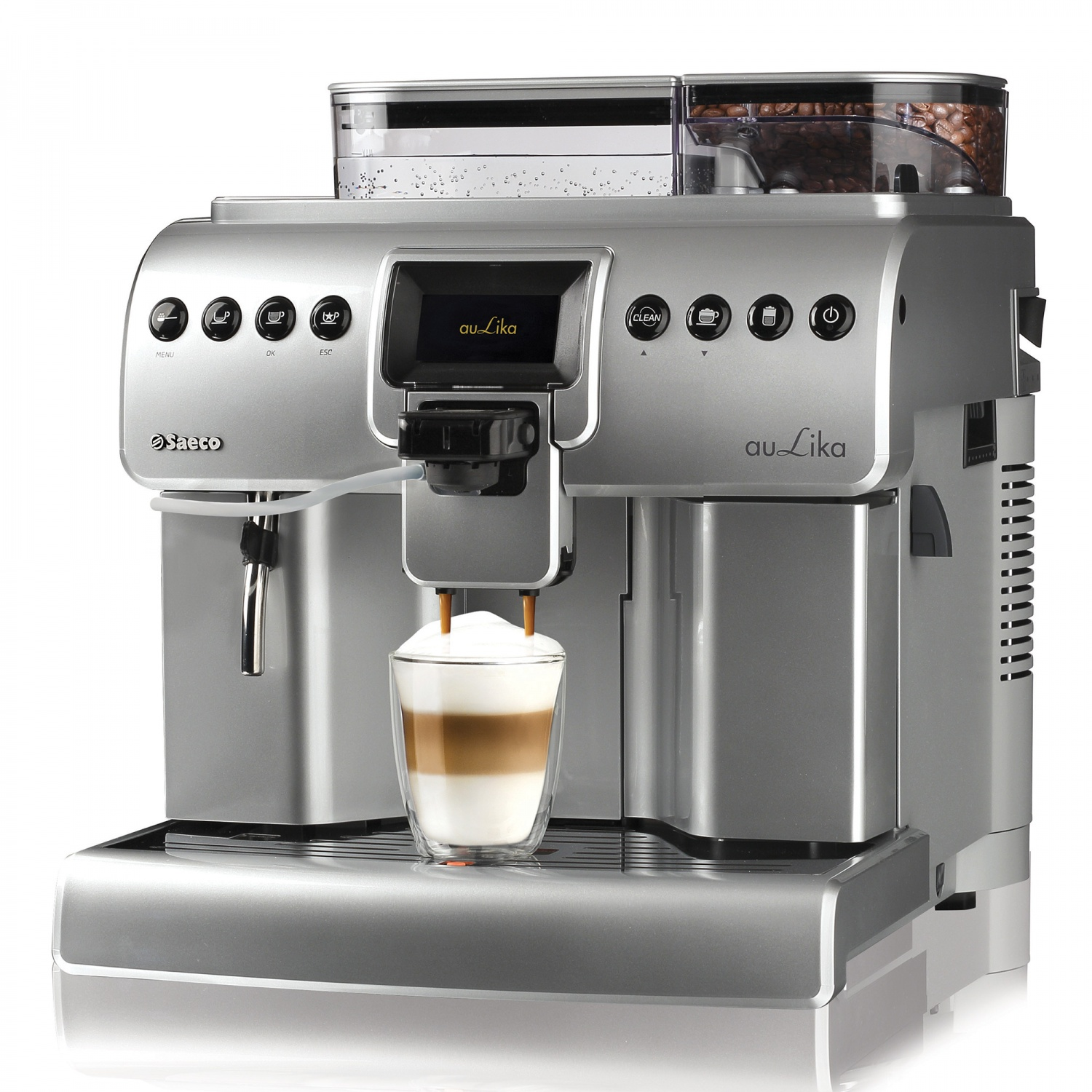 Automatic Coffee Machine Saeco Aulika Focus
