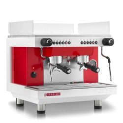 Coffee machine Sanremo Zoe Compact 2 group