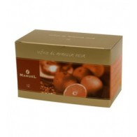 Tea in bags Manuel Caffé Red Orange, 20 pcs.