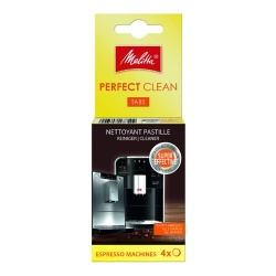 Cleaning tablets Melitta Perfect Clean, 4 pcs.